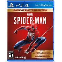 Marvel's Spider-man - Goty - Ps4