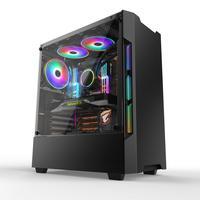 """Kit Pc Gamer Smart, Intel I5, 8gb, GeForce Gtx 1650 4gb, Ssd 240gb + Monitor 19.5"""""""