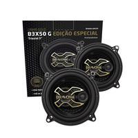 Par Alto-falante Triaxial 5 Pol B3x50 Gold 100w Rms Bravox