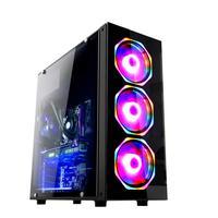Computador Gamer Fácil Intel Core I5 3470s (terceira Geração) 8gb Gtx 1650 4gb Hd 500gb Fonte 500w