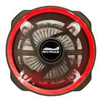 Cooler Universal Mymax, Para Intel E Amd, Led Vermelho