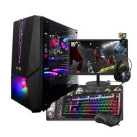 PC Gamer Completo I5, SSD 240, HD 1TB, 16GB, GTX 1650, Fonte 750W