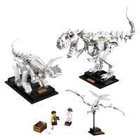 Lego Ideas - Fósseis De Dinossauros
