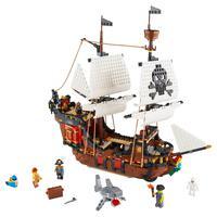 Lego Creator 3 Em 1 - Barco Pirata