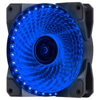 FAN/COOLER VX Gaming, V.lumi, 33 Pontos de LED, 120X120, AZUL