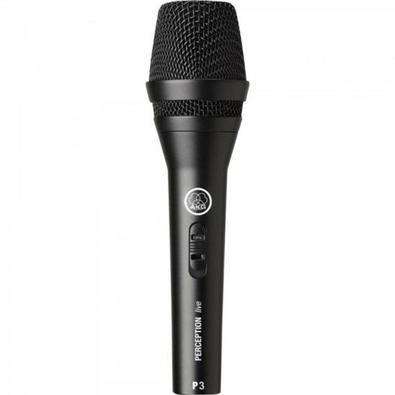 Microfone Akg Perception P3s Vocal Profissional