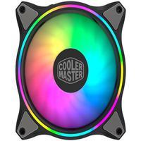 Kit cooler p/ gabinete cooler master masterfan, mf120, halo argb, 3in1, loop duplo - mfl-b2dn-183pa-r1