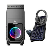 Kit - Pc Gamer Smart Nli82548 Amd A6-7480 8gb (radeon R5 Integrado) Ssd 240gb 400w 80 Plus