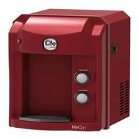 Purificador Água Alcalina E Ozônio Compressor 127v Vermelho
