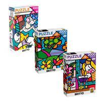 Combo Puzzles Novidades Britto Ref.2