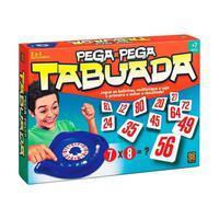 Jogo De Tabuleiro Grow Pega-pega Tabuada