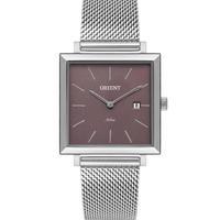 Relógio Feminino Analógico Prata Orient - Lbss1032n1sx - Unico