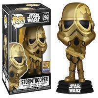 Boneco Funko Pop Star Wars Stormtrooper 296