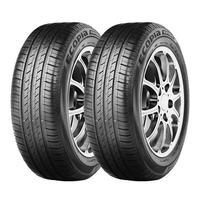 Combo Com 2 Pneus 195/55r16 Bridgestone Ecopia Ep150 87v