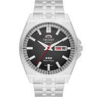 Relógio Masculino Analógico Prata Orient - F49ss010 P1sx - Unico