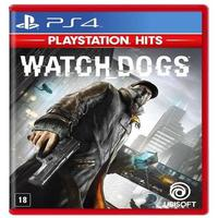 Jogo Watch Dogs (hits) - Ps4
