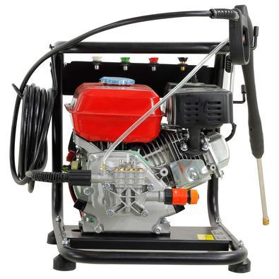 Lavadora De Alta Pressão A Gasolina 5.5hp Partida Manual 3400rpm 2200psi Motor Axial - Nagano