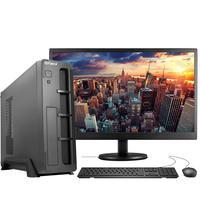 "Computador Completo Fácil Slim Intel Core I3, 8gb, Ssd 240gb, Monitor 19"" Hdmi Led, Teclado E Mouse"