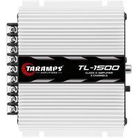 Módulo Amplificador Taramps Tl-1500 390w Rms 3x Rca 1500 Taramps Tl1500