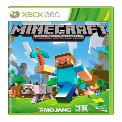 Jogo Minecraft - Xbox 360 - Mojang