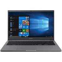 Notebook Samsung Book, Intel Core I7, Windows 10, 8GB, 256GB  SSD, Intel Iris Xe, Cinza Chumbo