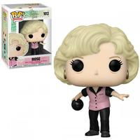 Boneco Funko Pop The Golden Girls Rose With Bowling 1013