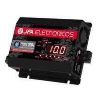 Fonte Carregador De Bateria Jfa 10a Bivolt Automatico Display