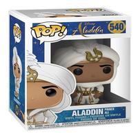 Boneco Funko Pop Disney Aladdin Live Aladdin Prince Ali 540