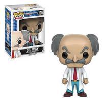 Boneco Funko Pop Megaman Mega Dr. Willy 105