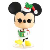 Boneco Funko Pop Disney Holiday Minnie Mouse 613