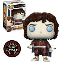 Boneco Funko Pop Lord Of The Rings Glow Chase Frodo Baggins 444