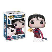 Boneco Funko Pop Disney Mulan 323