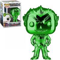 Boneco Funko Pop Heroes The Joker 53 Special Edition Verde