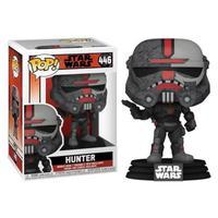 Boneco Funko Pop Star Wars The Bad Batch Hunter  446