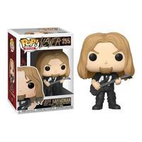 Boneco Funko Pop Rocks Slayer Jeff Hanneman 155