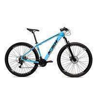 Bicicleta Alumínio Aro 29 Ksw 24 Velocidades Freio A Disco Krw16 - 15.5´´ - Azul/preto