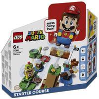 Lego Aventuras De Mario Super Mario Fase 1 - 71360