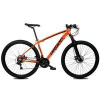 Bicicleta Aro 29 Dropp Z1x 21v Shimano, Susp E Freio A Disco - Laranja/preto - 19´´ - 19´´