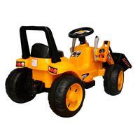 Mini Trator Eletrico 6v Infantil Escavadeira Amarelo  Bw081am Importway