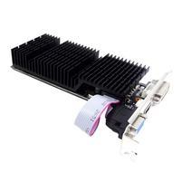 Placa De Vídeo GT710 2GB DDR3, 64B, VGA, DVI, HDMI, Low Profile, Afox - AF710-2048D3L7
