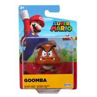 Super Mario - Boneco 2.5 Polegadas Colecionável - Goomba