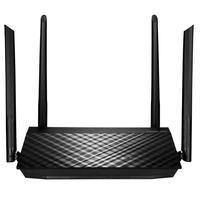 Roteador Wireless Asus Rt-ac59u Dual Band 4 Antenas 1500 Mbps Preto