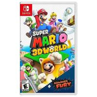 Super Mario 3d World + Bowsers Fury - Switch