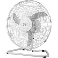 Ventilador De Mesa Oscilante 50 Cm 220v Branco