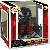 Boneco Funko Pop Star Wars Rise Of Skywalker Supreme Leader.kylo Ren 321