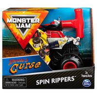 Monster Jam - Escala 1:43 -pirate's Curse - Sunny