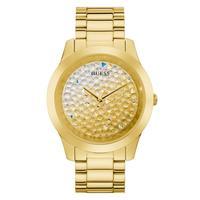 Relógio Guess Feminino Dourado Gw0020l2