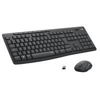 Teclado + Mouse Sem Fio Logitech Mk295 Abnt2 - 920-009793
