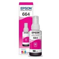 Refil De Tinta Epson T664 Magenta