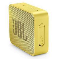 Caixa De Som Bluetooth Jbl Go 2 Amarelo